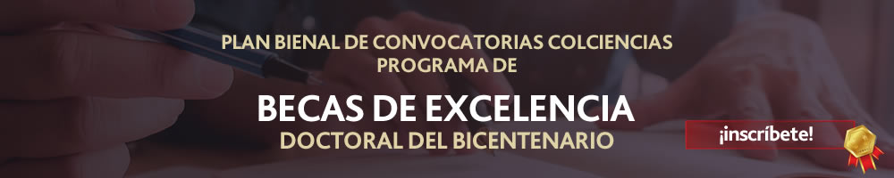Plan Bienal de Convocatorias