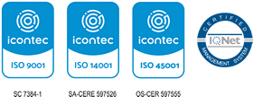 Icontec Certification